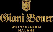 Giani Boner – Weinkellerei Malans